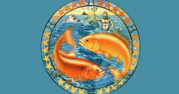 znak zodiaka ryby