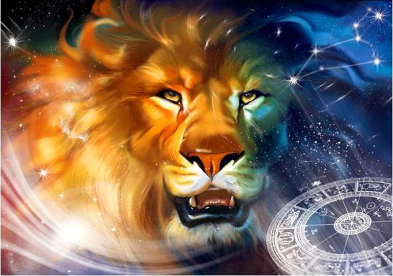 Картинки по запросу картинки гороскоп для льва на 2019 год