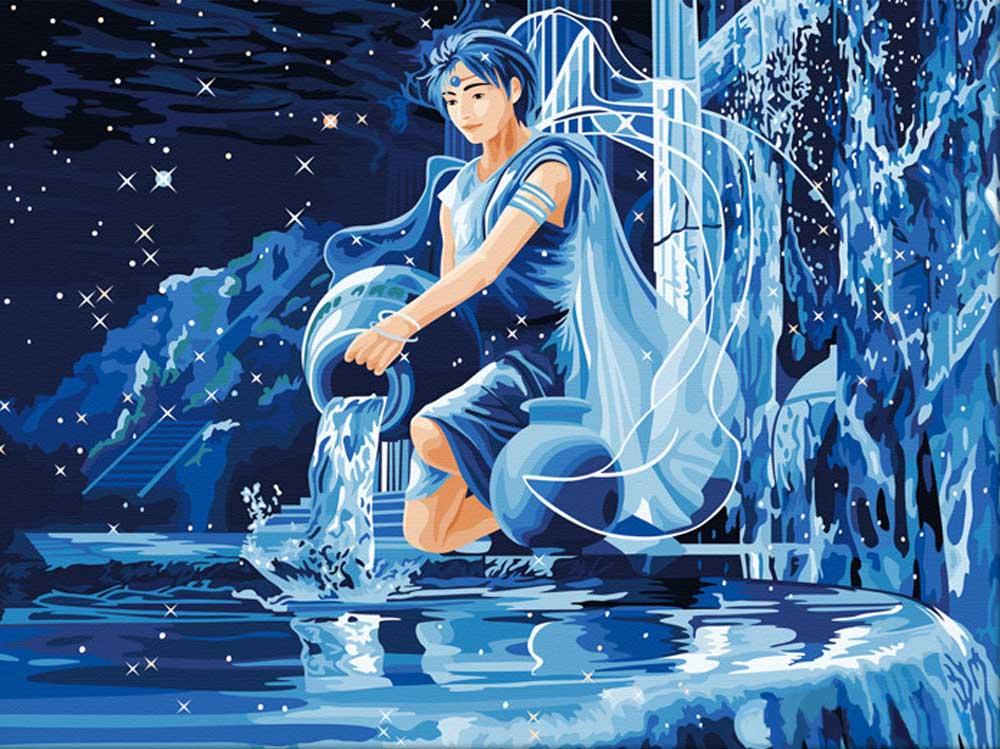 Картинки аватарки водолея двигаясь