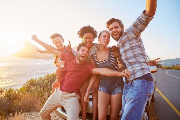 Как провести отпуск с друзьями, чтобы не стать врагами? | Happy ...