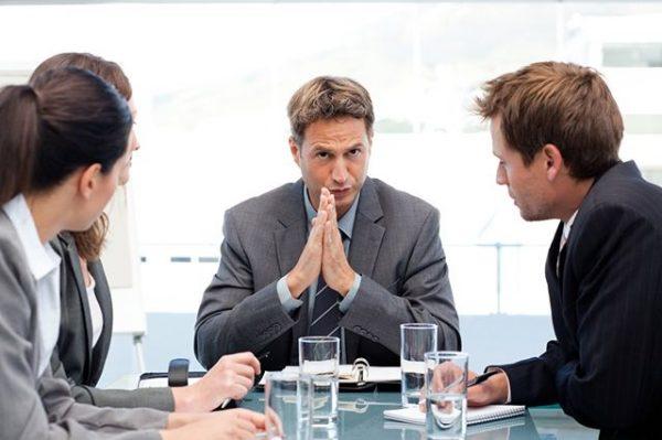 Если начальник — мужчина. Как быть подчинённым? | Психология жизни ...