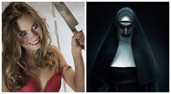 18 самых страшных женщин в фильмах ужасов | Mixnews