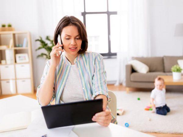 Удаленка или фриланс: как маме в декрете найти подходящую работу ...
