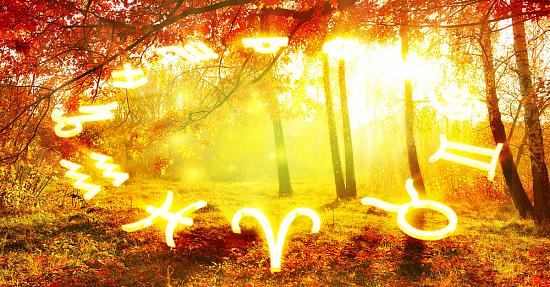 Кто найдет свою любовь этой осенью? Осенний гороскоп 2018