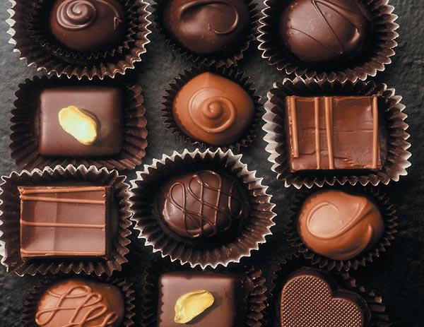 Какая ты конфета? — Трикки — тесты для девочек