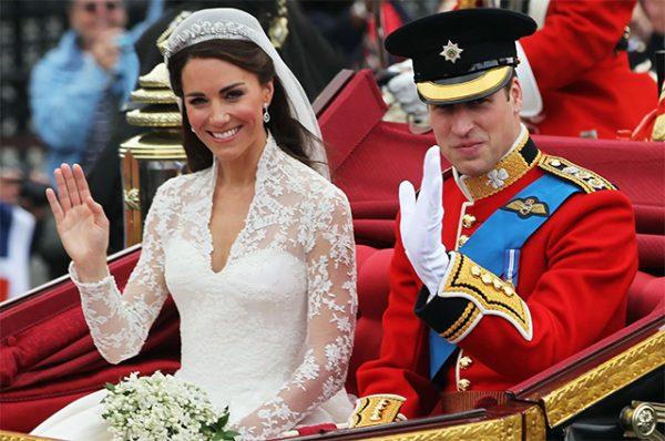 10 самых дорогих королевских свадеб в истории